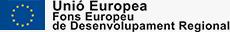 Unió Europea Fons Europeu de Desenvolupament Regional
